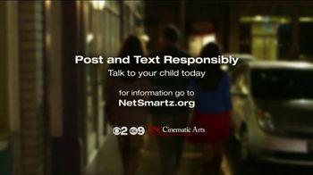 National Center for Missing & Exploited Children TV Spot, 'Post and Text' - Thumbnail 9
