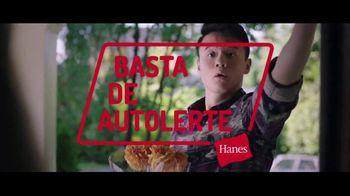 Hanes Fresh IQ TV Spot, 'Basta de auto olerte' [Spanish] - Thumbnail 3