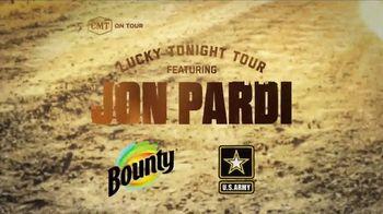 CMT On Tour TV Spot, 'Jon Pardi: Lucky Tonight Tour' - Thumbnail 9