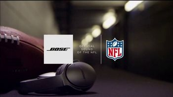 Bose TV Spot, 'Falcons vs. Packers' - Thumbnail 8