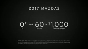 2017 Mazda3 TV Spot, 'Driving Matters: Touch' - Thumbnail 7