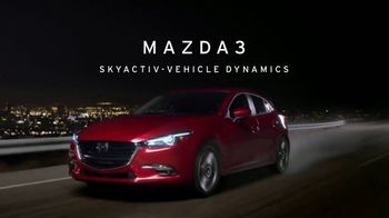 2017 Mazda3 TV Spot, 'Driving Matters: Touch'