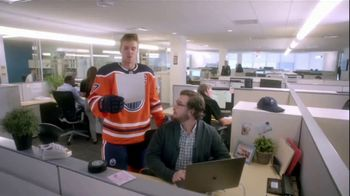 NHL Shop TV Spot, 'Too Personal' Featuring Connor McDavid - Thumbnail 4