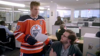 NHL Shop TV Spot, 'Too Personal' Featuring Connor McDavid - Thumbnail 6