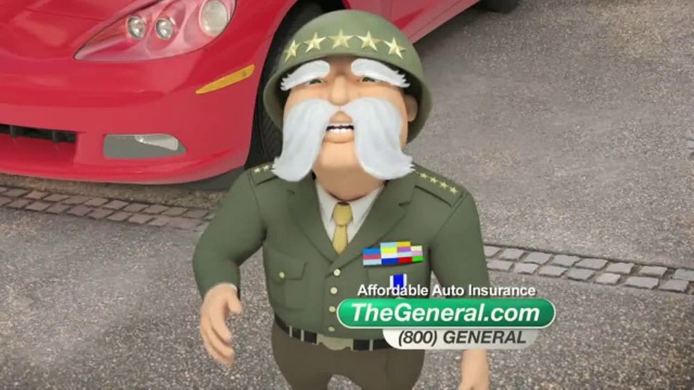Usaa Car Insurance Quote >> The General TV Commercial, 'Truck' Featuring Shaquille O ...