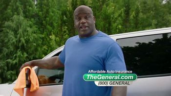 The General TV Spot, 'Truck' Featuring Shaquille O'Neal - Thumbnail 3