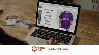 CustomInk TV Spot, 'Fundraiser Walk' - Thumbnail 3