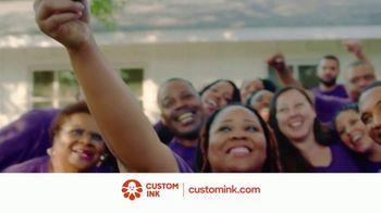 CustomInk TV Spot, 'Fundraiser Walk' - Thumbnail 7