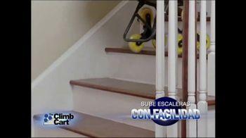 Climb Cart TV Spot, 'Carretilla innovadora plegable' [Spanish] - Thumbnail 2
