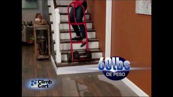 Climb Cart TV Spot, 'Carretilla innovadora plegable' [Spanish] - Thumbnail 5