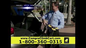 Climb Cart TV Spot, 'Carretilla innovadora plegable' [Spanish] - Thumbnail 7