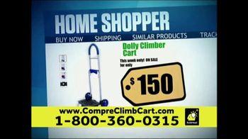 Climb Cart TV Spot, 'Carretilla innovadora plegable' [Spanish] - Thumbnail 8