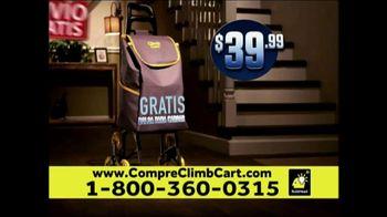 Climb Cart TV Spot, 'Carretilla innovadora plegable' [Spanish] - Thumbnail 9