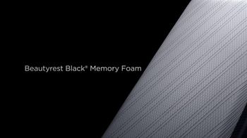 Mattress Firm TV Spot, 'Beautyrest Black Hybrid and BlackICE' - Thumbnail 2