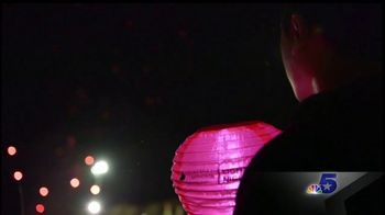 The Leukemia & Lymphoma Society TV Spot, 'NBC 5: Light the Night Walk'