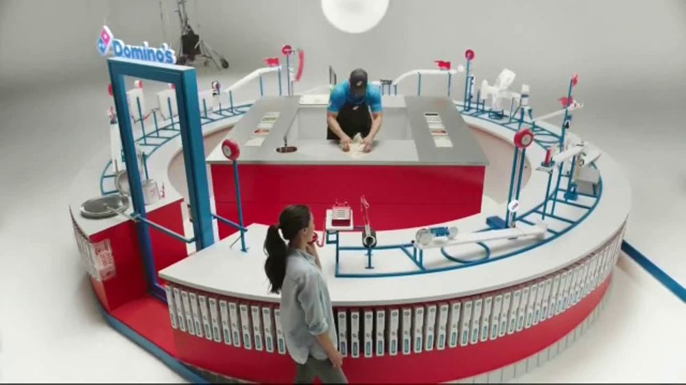 Domino's Piece of the Pie Rewards TV Commercial, 'Beautifully Easy'