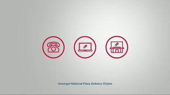 Domino's Piece of the Pie Rewards TV Spot, 'Beautifully Easy' - Thumbnail 9