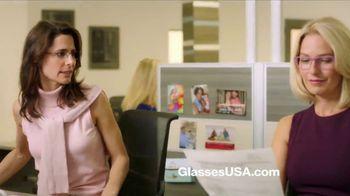 GlassesUSA.com TV Spot, 'Love Your Glasses' - Thumbnail 1