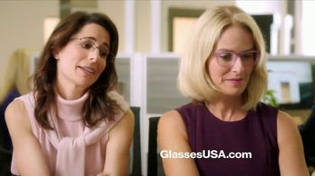 GlassesUSA.com TV Spot, 'Love Your Glasses'