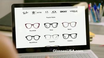 GlassesUSA.com TV Spot, 'Love Your Glasses' - Thumbnail 5