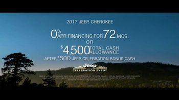 Jeep Celebration Event TV Spot, 'Go Anywhere' Song by Imagine Dragons [T2] - Thumbnail 7