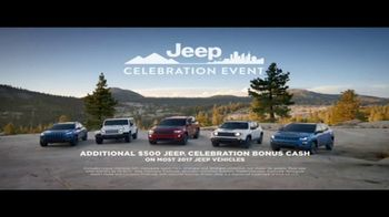 Jeep Celebration Event TV Spot, 'Go Anywhere' Song by Imagine Dragons [T2] - Thumbnail 6