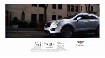 2017 Cadillac XT5 TV Spot, 'Another Crossover' Song by Slow Magic - Thumbnail 6
