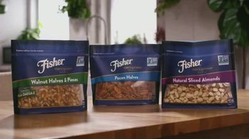 Fisher Nuts TV Spot, 'Something Special' Feat. Alex Guarnaschelli - Thumbnail 1