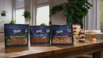 Fisher Nuts TV Spot, 'Something Special' Feat. Alex Guarnaschelli - Thumbnail 9