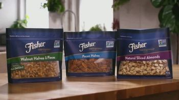 Fisher Nuts TV Spot, 'Something Special' Feat. Alex Guarnaschelli - Thumbnail 2
