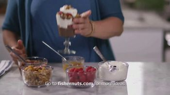 Fisher Nuts TV Spot, 'Something Special' Feat. Alex Guarnaschelli - Thumbnail 7
