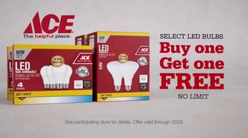 ACE Hardware LED Light Bulb Sale TV Spot, 'No Limit' - Thumbnail 2