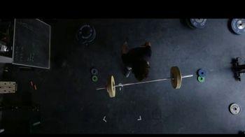 Rogue Fitness TV Spot, 'Bent Not Broken' Ft. Josh Bridges, Margaux Alvarez
