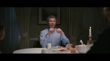 Common Sense Media TV Spot, 'Device-Free Dinner: Basket' Feat. Will Ferrell - Thumbnail 1