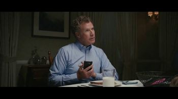 Common Sense Media TV Spot, 'Device-Free Dinner: Basket' Feat. Will Ferrell