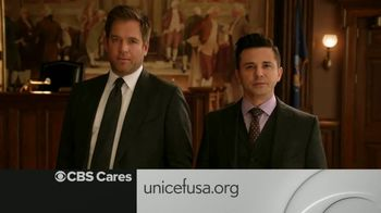CBS Cares TV Spot, 'Puerto Rico' Feat. Michael Weatherly, Freddy Rodriguez