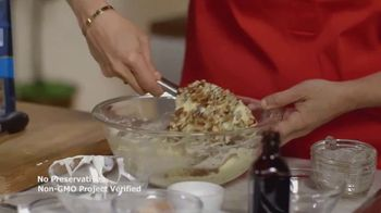 Fisher Pecan Halves TV Spot, 'Food Network: Pecan Turtle Ice Cream Cake' - Thumbnail 5
