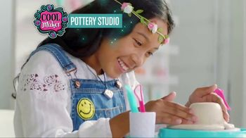 Cool Maker TV Spot, 'Mold Clay in a Cool New Way'