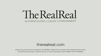 The Realreal Tv Commercial Top Designers Song By Bow