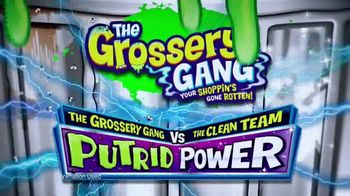 The Grossery Gang Putrid Power Vehicle Playsets TV Spot, 'Save the Day' - Thumbnail 2