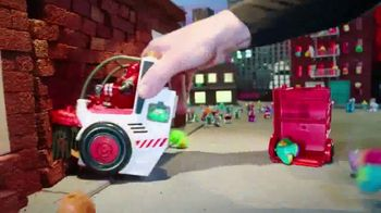 The Grossery Gang Putrid Power Vehicle Playsets TV Spot, 'Save the Day'
