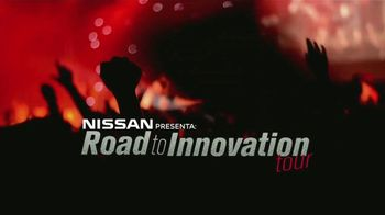 Nissan TV Spot, 'Univision: Road to Innovation Tour' con Juanes [Spanish] [T1] - 3 commercial airings