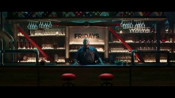 TGI Friday\'s TV Spot, \'Competition at the Dinner Table? We\'re All for It.\'