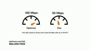 Optimum Internet TV Spot, 'Fully Connected Home' - Thumbnail 5