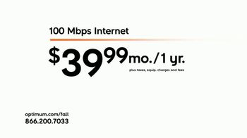 Optimum Internet TV Spot, 'Fully Connected Home' - Thumbnail 7