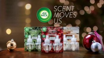Air Wick Seasonal Scents TV Spot, 'Spread the Joy' - Thumbnail 8