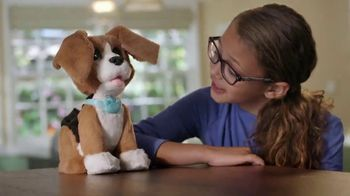 FurReal Chatty Charlie TV Spot, 'The Barkin' Beagle'