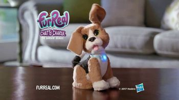 FurReal Chatty Charlie TV Spot, 'The Barkin' Beagle' - Thumbnail 10