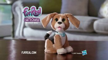 FurReal Chatty Charlie TV Spot, 'The Barkin' Beagle' - Thumbnail 9
