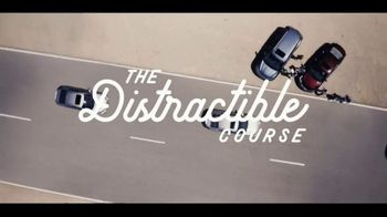 Honda TV Spot, 'Distractible Course: 2017 Civic' [T2] - 457 commercial airings